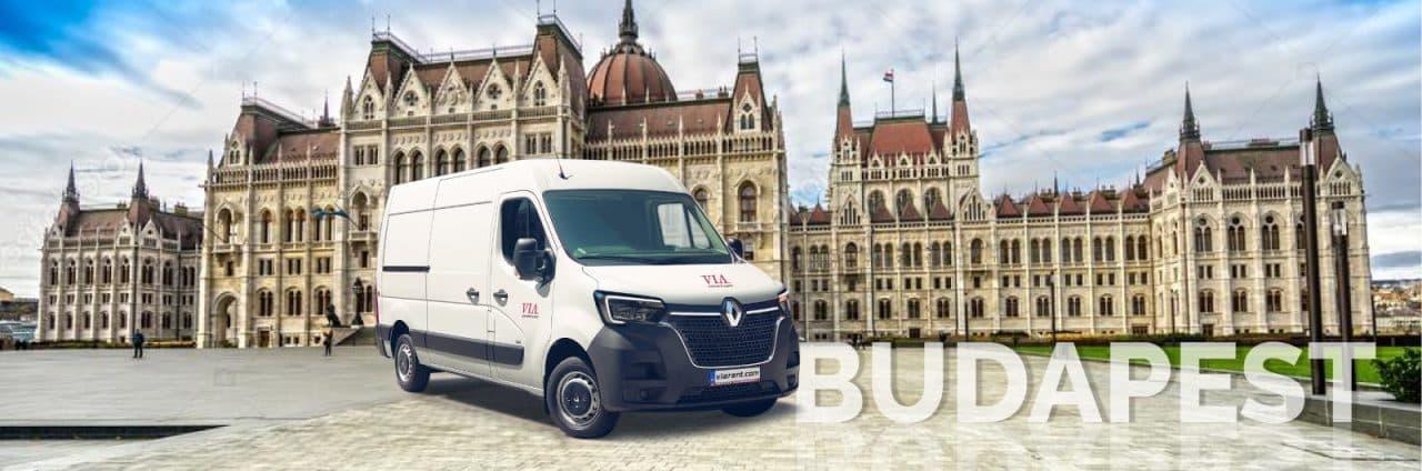 furgon kölcsönzés budapest